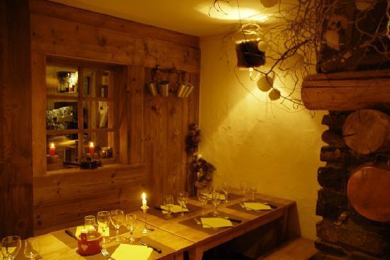 Hotel U'Fredy: le restaurant