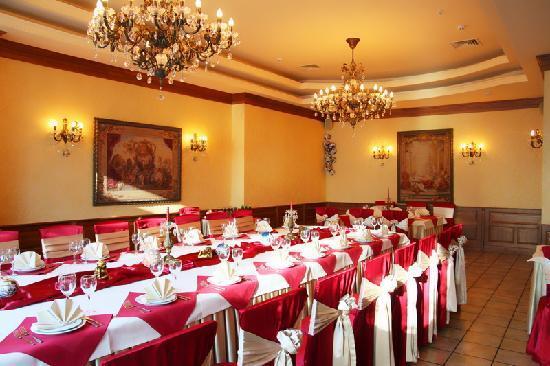 Nadiya Hotel & Restaurants: Private Function Room