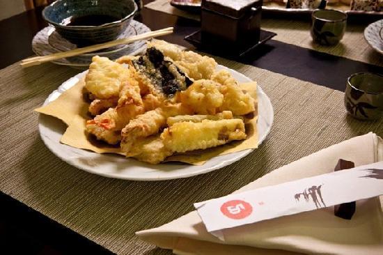 La tempura foto di en ristorante giapponese catania for En ristorante giapponese