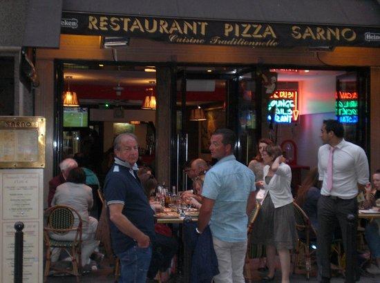 Pizza Sarno: pizzeria consigliata