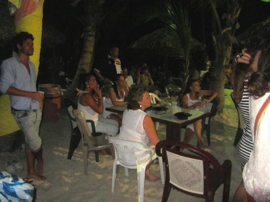 Grand Palladium Punta Cana Resort & Spa : fiesta en la playa