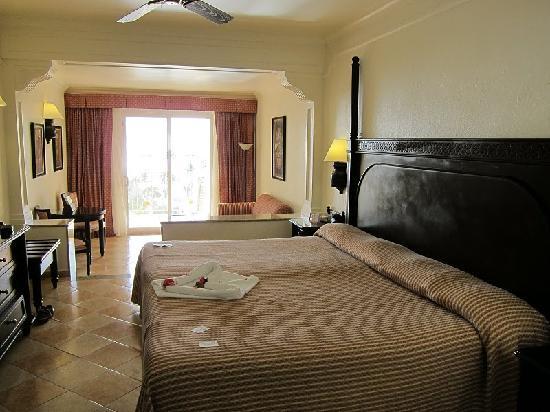 Junior Suite 4th Floor Picture Of Hotel Riu Palace Aruba