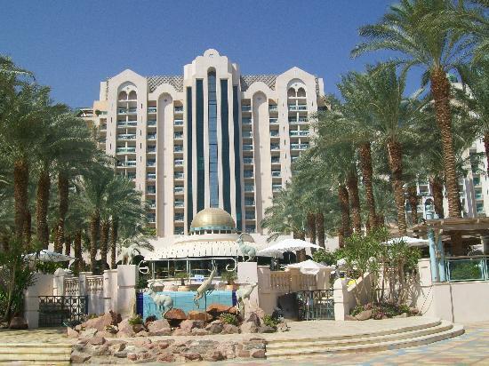 Herods Palace Hotel Eilat: Piscine principale
