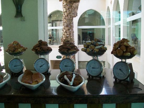 Herods Palace Hotel Eilat: petit dej