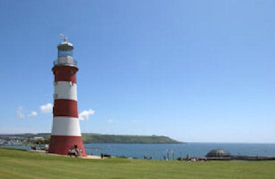 Plymouth Hoe Picture Of University Of Plymouth Summer