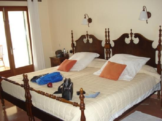 Cap Vermell Beach Hotel: Zimmer