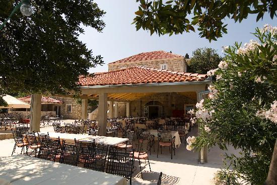 Lumbarda, Kroatien: Restaurant