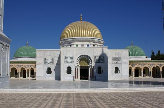 Monastir, Tunisia: Bourguiba-Mausoleum
