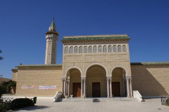 Monastir, Túnez: Bourguiba-Moschee