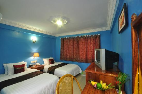 MotherHome Guesthouse: Room