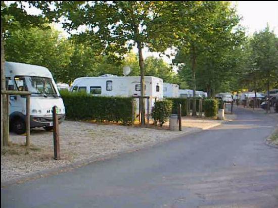 Camping Indigo Paris Bois de Boulogne: Bois de Boulogne