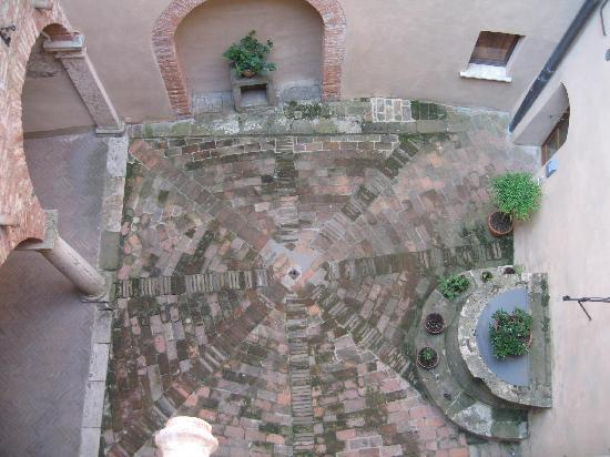 Palazzo Bellarmino: View from friends apartment balcony