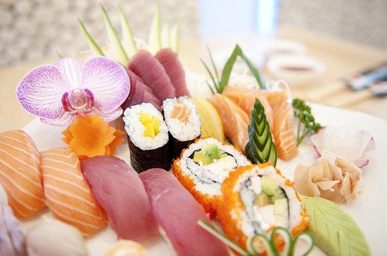 Sapporo Teppanyaki - Glasgow: Sapporo Sushi