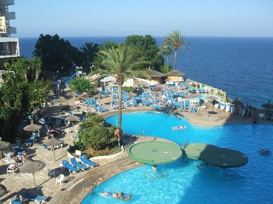 Complejo Calas de Mallorca : the hotel