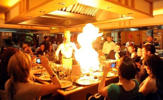 sapporo teppanyaki   liverpool   restaurant reviews phone