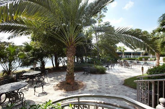 Trianon Bonita Bay: Courtyard & Pool