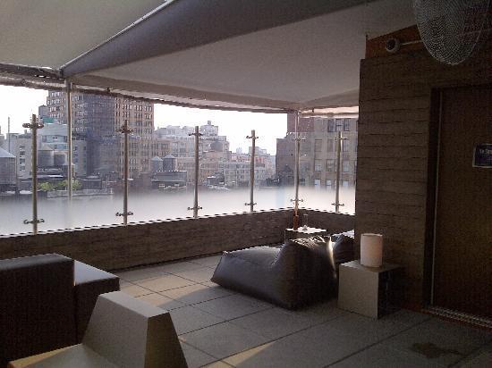 SkyB: la lounge