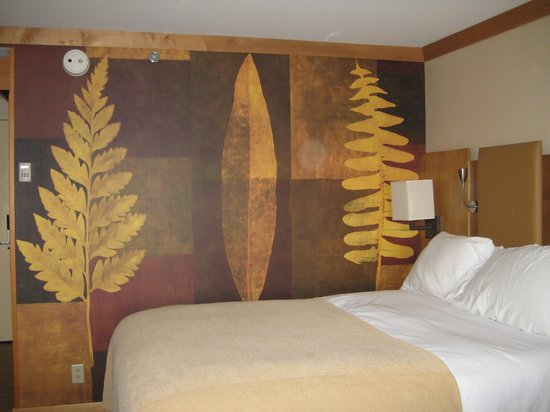 High Peaks Resort: Room 508 in main building