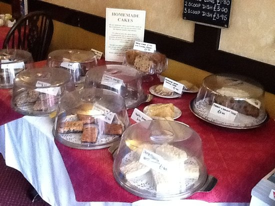 Abbey Tea Rooms Glastonbury Reviews