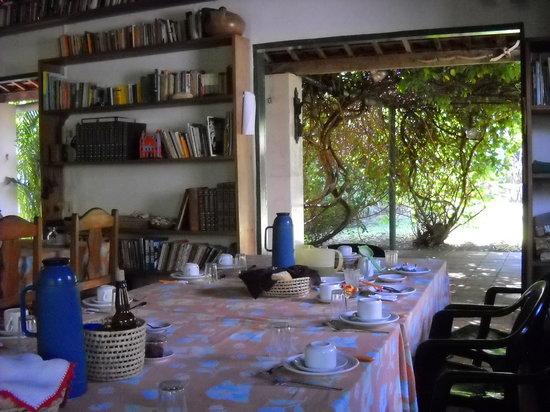 Coruripe, AL: ready for breakfast