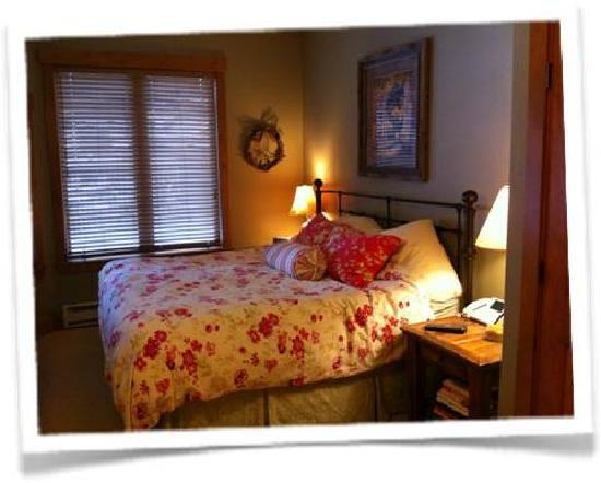 EagleRidge Lodge: Master Bedroom 107