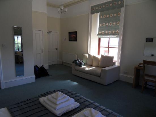 Pentland Lodge House: Room 'Brims'