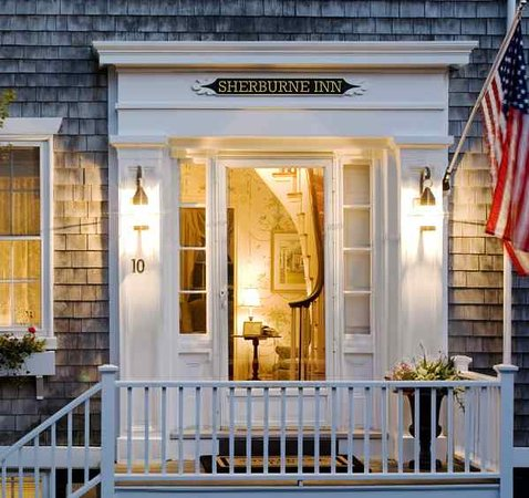Welcome to the Sherburne Inn, Nantucket