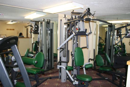 Comfort Inn & Suites Crabtree Valley: Fitness Center