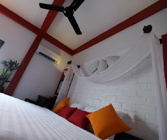 Villa Medamrei: double ensuite room