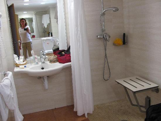 Hotel HSM Atlantic Park: bagno