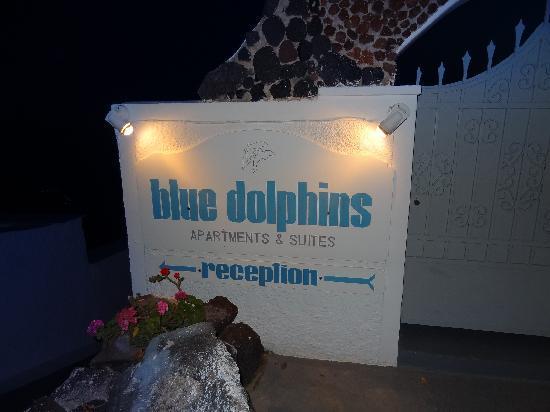 Blue Dolphins Traditional Apartments : ein top name mit garantie...