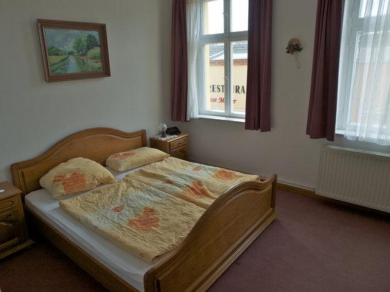 Rheinsberg, Deutschland: Doppelzimmer