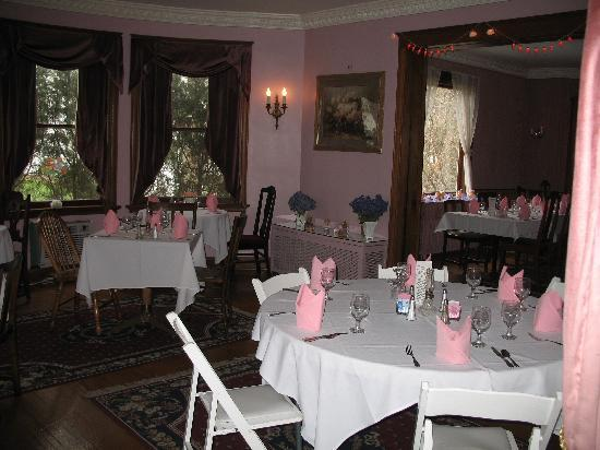 Bennett-Curtis House: One of our Dining Rooms