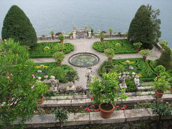 Lac Majeur, Italie : Gardens