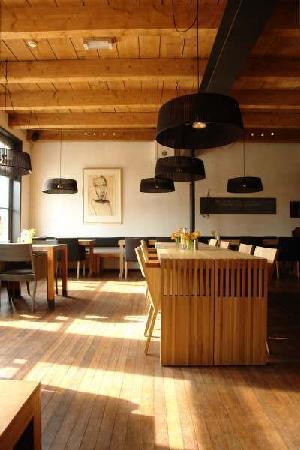 Herberg de Waard van Ternaard: Restaurant