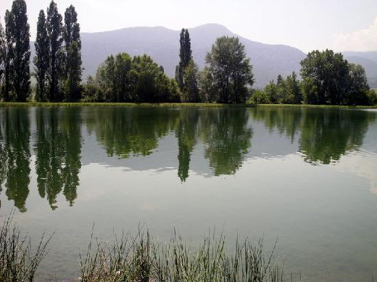 Les Marguerites: Le lac de Puivert magnifique !!!