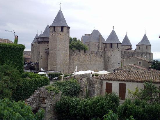 Les Marguerites : La cité médiévale de Carcassone