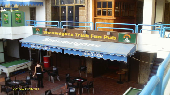 Shenanigans Irish Entertainment Bar Playa del Inglés