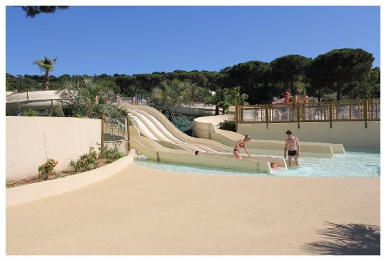 Yelloh ! Village Les Tournels: PISCINE