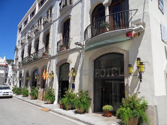 Hotel Spa Porto Cristo: The hotel