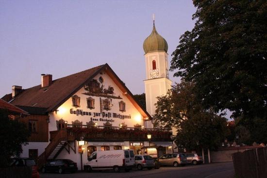 Gasthaus Hotel Zur Post Egling Oberhauser: Oberhauser in Egling