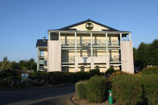 Saint-Aubin-sur-Scie, Francja: B&B Hotel Dieppe