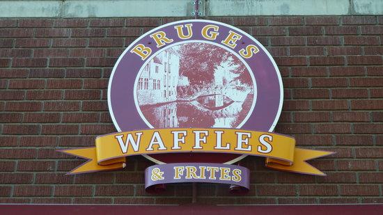 Bruges Waffles & Frites