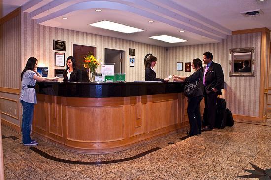Ramada Victoria : The friendliest front desk staff around!