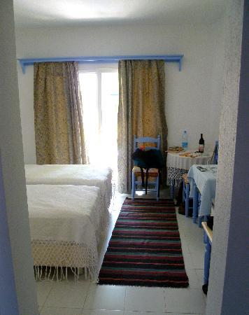 Tamarisk Beach Hotel: Bedroom