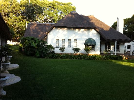 Hadassah's Guest House: The manor