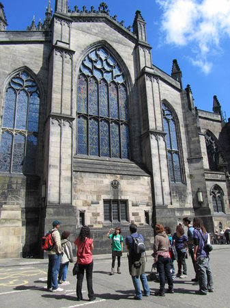 Real Tours Edinburgh : Tour de la mañana