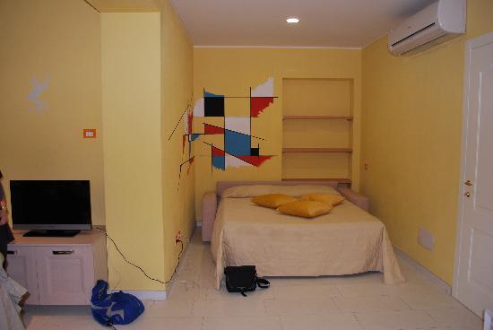 Il divano letto photo de villa maurice stresa tripadvisor - Divano letto hotel ...