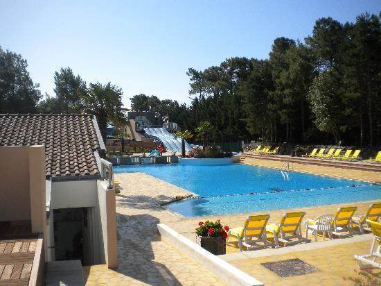 Saint-Jean-de-Monts, France: main pool
