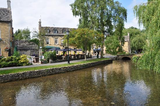 Front Of Hotel Picture Of Old Manse Hotel Bourton On